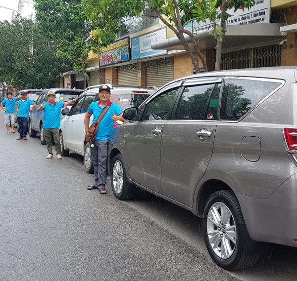 các dòng xe đời mới dịch vụ taxi đi tỉnh đường dài