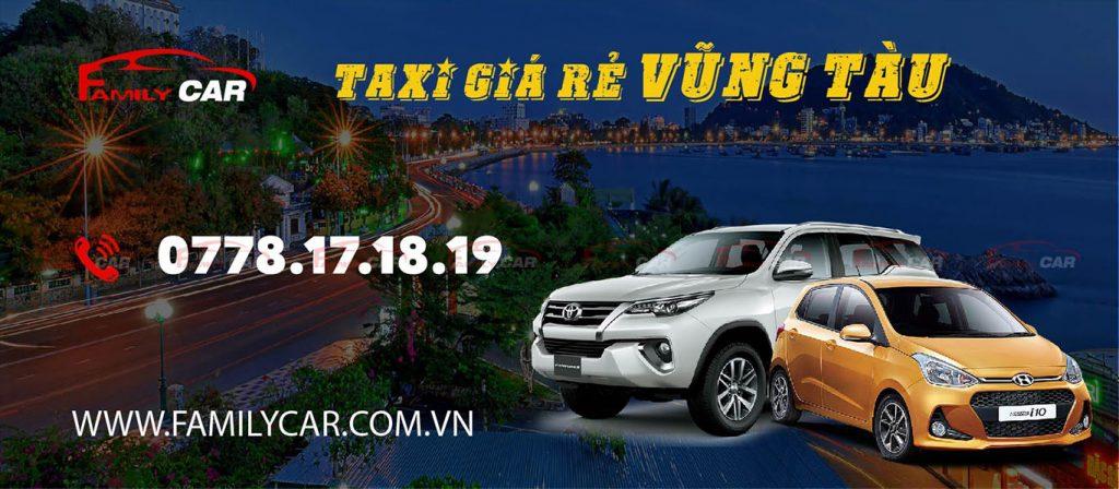 Tổng đài taxi giá rẻ Vũng Tàu