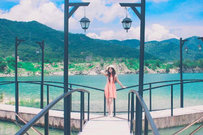 Hồ Đá Xanh Vũng Tàu