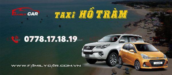 Dịch Vụ Taxi Hồ Tràm Bà Rịa Vũng Tàu