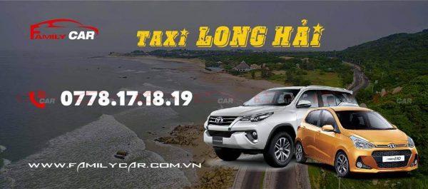 Dịch Vụ Taxi Long Hải Bà Rịa