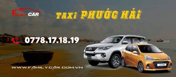 Dịch Vụ Taxi Phước Hải Bà Rịa Vũng Tàu